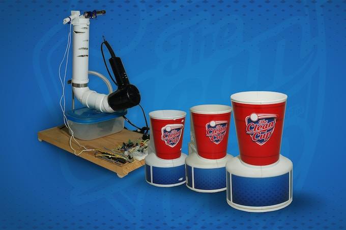 Concept, 3D Print 1, 3D Print 2, 3D Print 3