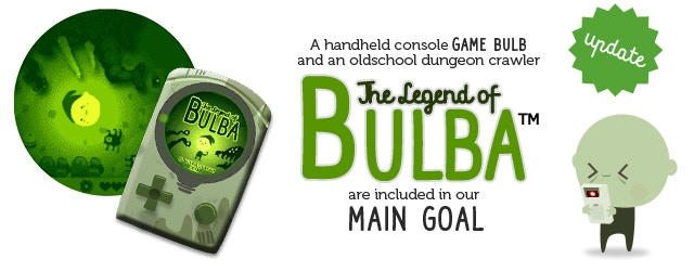 Find a cartridge and a handheld console - Game Bulb - you will be able to play it whenever you like.