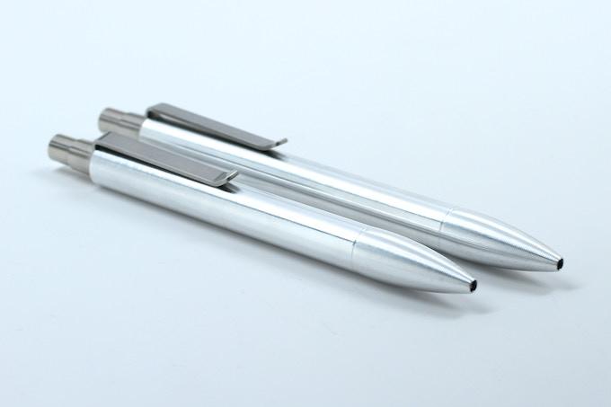 Raw machined aluminum