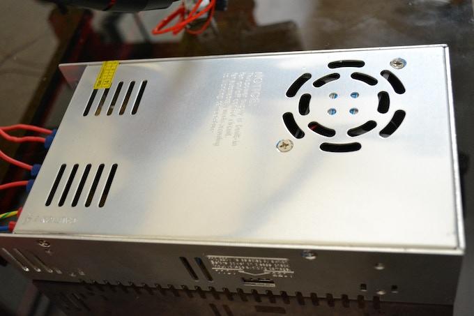 12V 30A Power Supply for Cobblebot