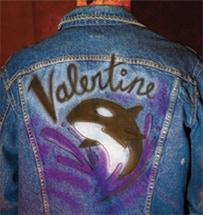 Valentine jacket - SOLD