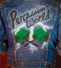 Percussion World jacket - SOLD