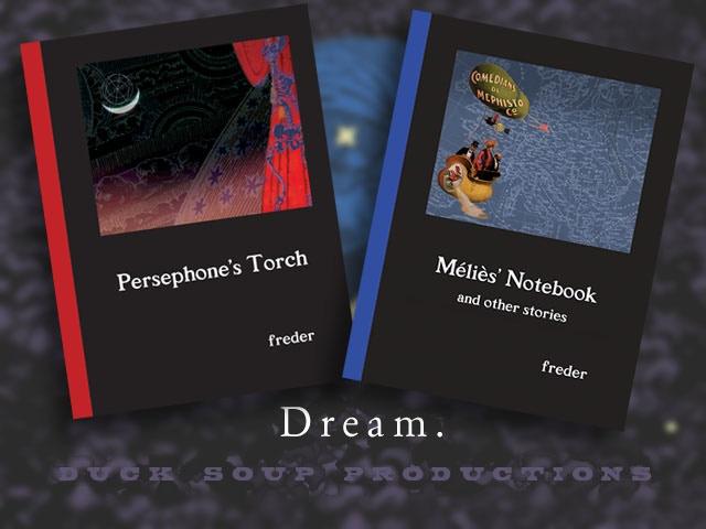 My fiction books....