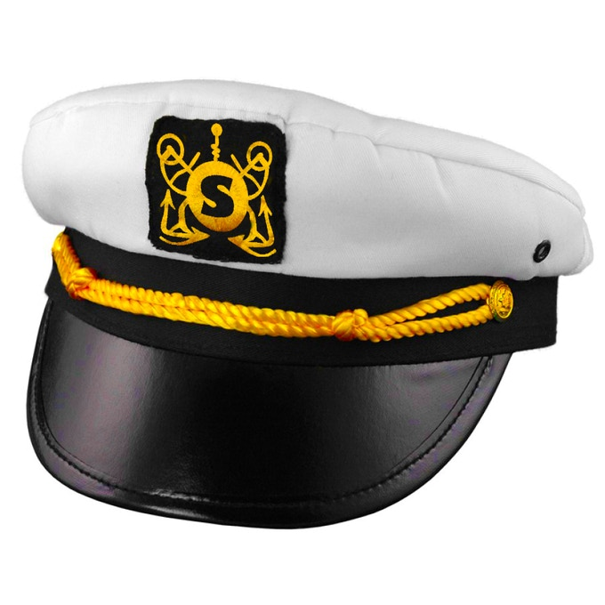 Authentic Captain Captain Hat!