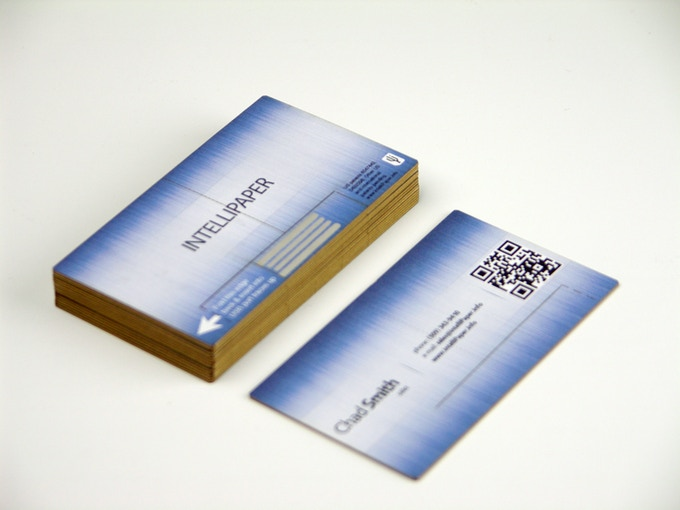 Swivelcard smart business cards by andrew depaula kickstarter weve got 8 card designs you can choose from and plan to add more with various stretch goals check out the designs reheart Gallery