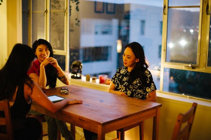 Photos // Erica Kawamoto Hsu