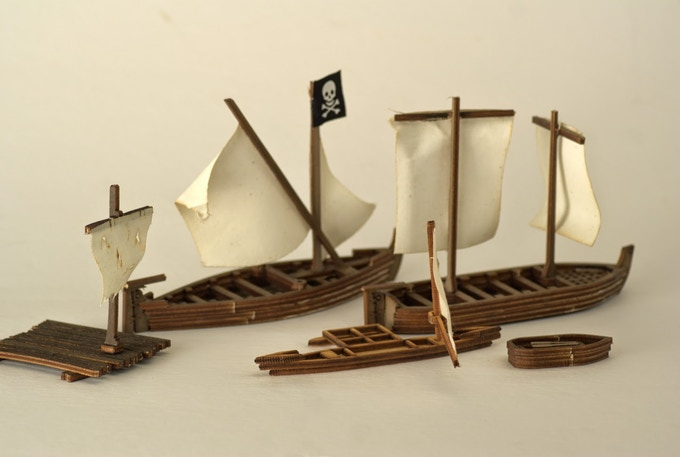 Small Vessel Pack ($48)