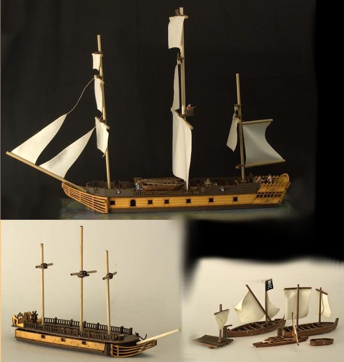 Large Vessel Pack ($300)