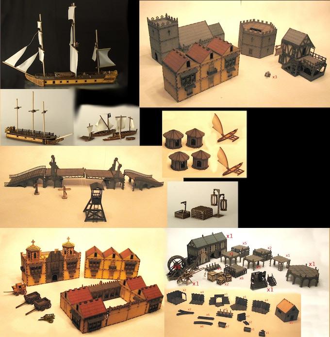 Pirate World ($1,100)