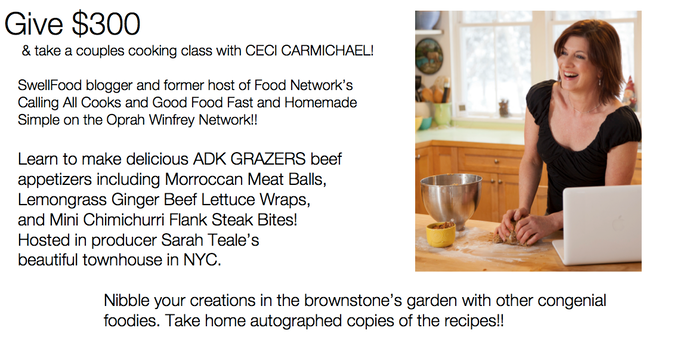 Click here to visit Ceci's blog, SwellFood!!