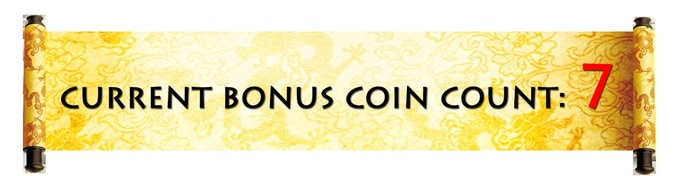 All backers will get 7 random coins free!
