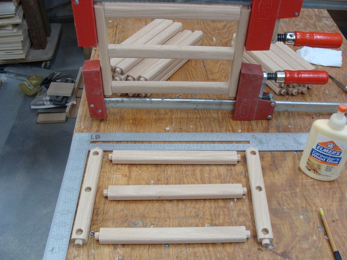 Cradle assembly