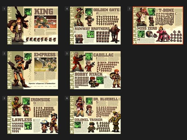 Mercenary Kings by Tribute Games — Kickstarter