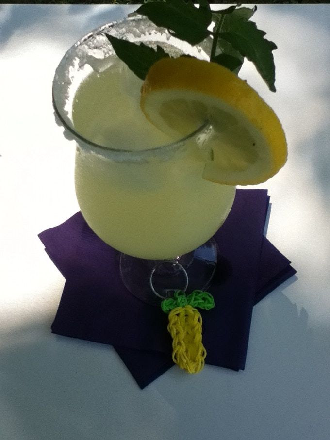 Very Lemony Lemonade! Get yours before there gone! Yummy!