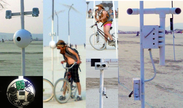 Solar and Human Powered Devices