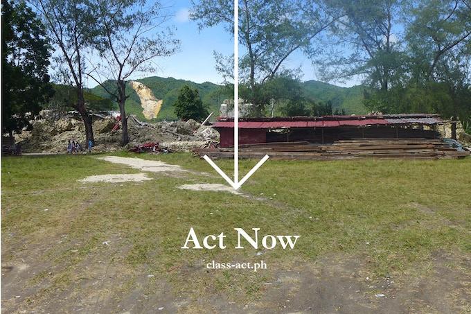 a site awaits! REBUILD. EDUCATE. TRANSFORM.