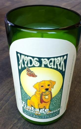 Hyde Park by Ward Hooper
