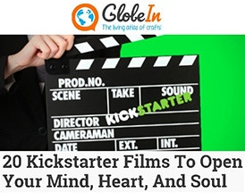 Little Hero named one of 20 Kickstarter films to open your mind, heart and soul on GlobeIn!