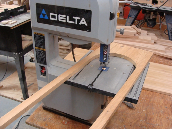 My 'toy' bandsaw