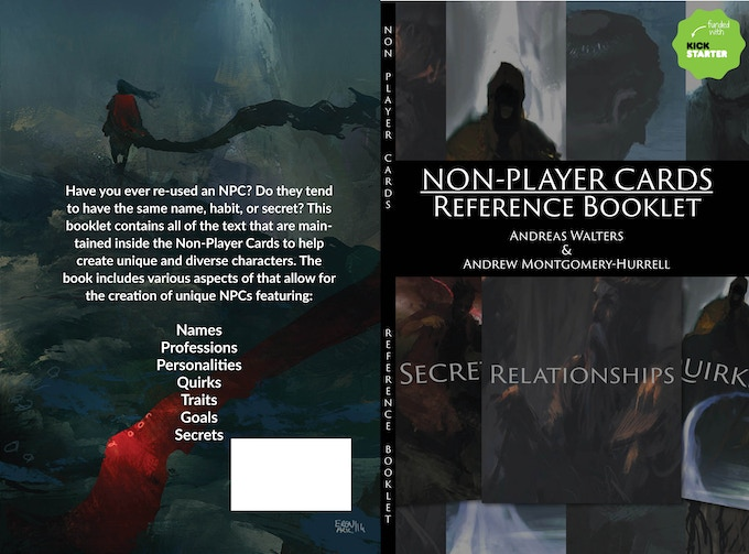 Reference Booklet-Concept Cover