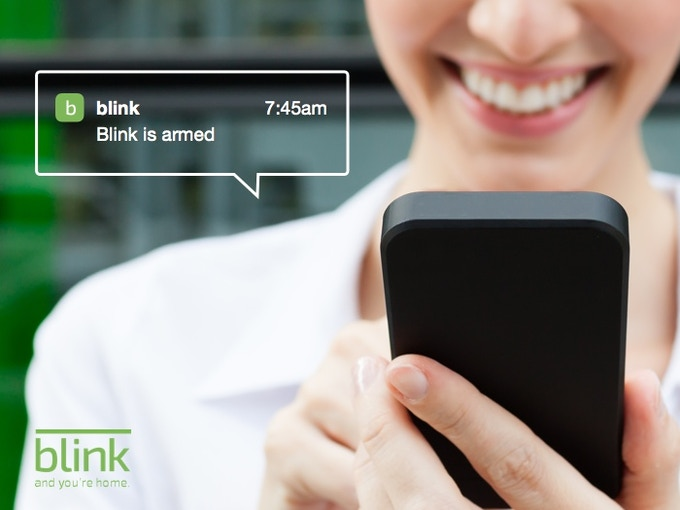 Blink: Wire-Free HD Home Monitoring & Alert System by Blink