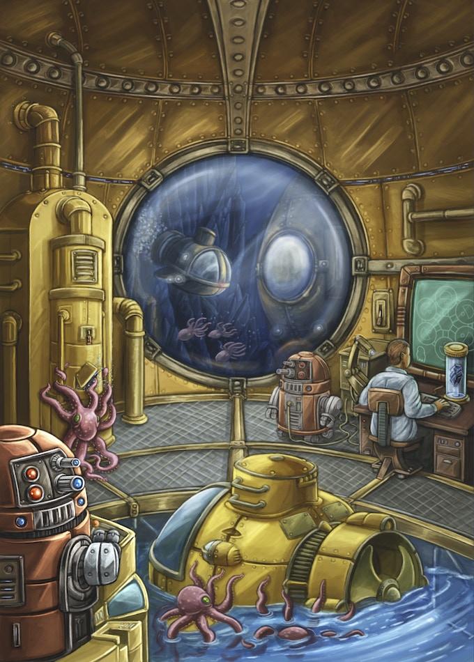 Full cover artwork for Aquasphere