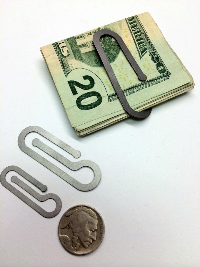 Retro clips have many uses.