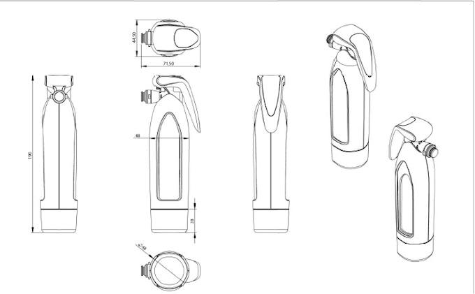 Portabubl evolving through its design phases