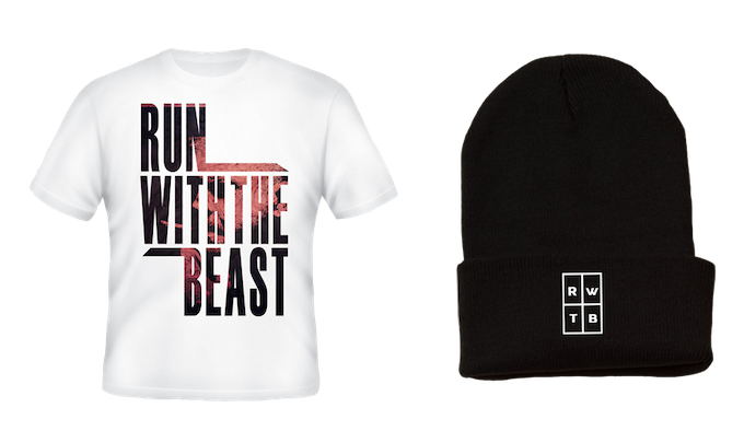 Limited-Edition T-Shirt & Limitied-Edition RWTB Beanie