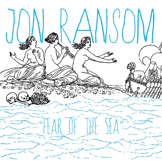 Jon Ransom S Quot The Chief Mourner Quot Vinyl Lp By Jonathan