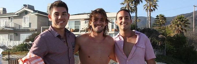 Left to Right: (Steven, Bruno, Brandon)