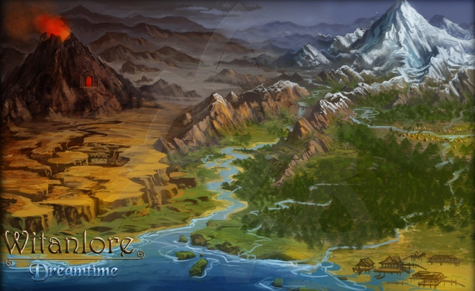 The Isle of Duan Rhod
