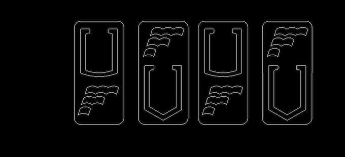 Furrow Books logo clips.