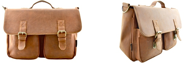 The Messenger: Itagui Leather; $290