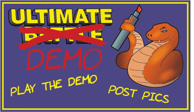 Click the Snake to Try the Demo!