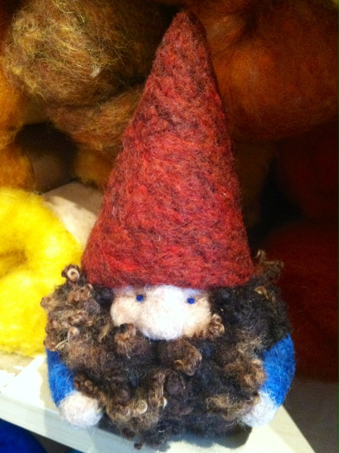 Me: Gned the Gnome