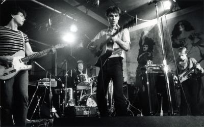 Talking Heads, CBGB's 1977