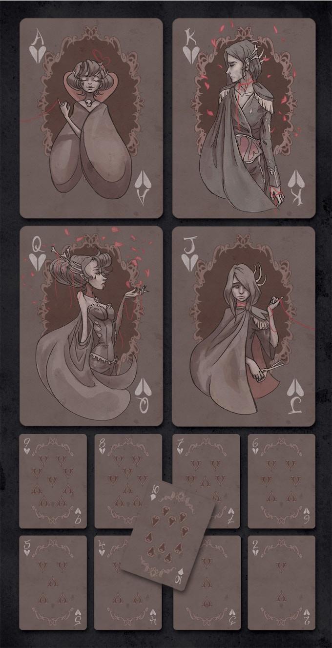 Olde Bones - The Hearts