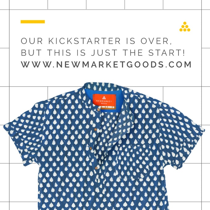 New Market Goods By Urban Launchpad