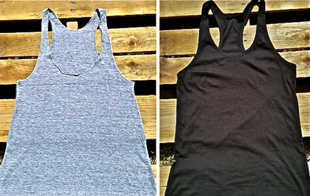 3 Racerback Tanks of your choosing