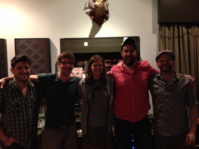 Tracking Day at The Trophy Room