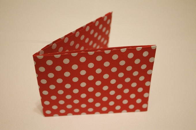 Red Polka Dots Option