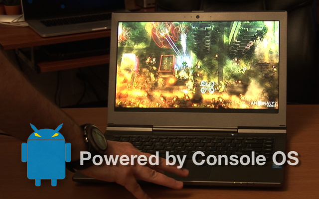 Console OS: Dual-Boot Android, Remastered for The PC by Mobile Media