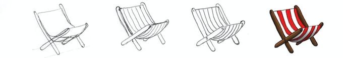 Deck chair evolution!