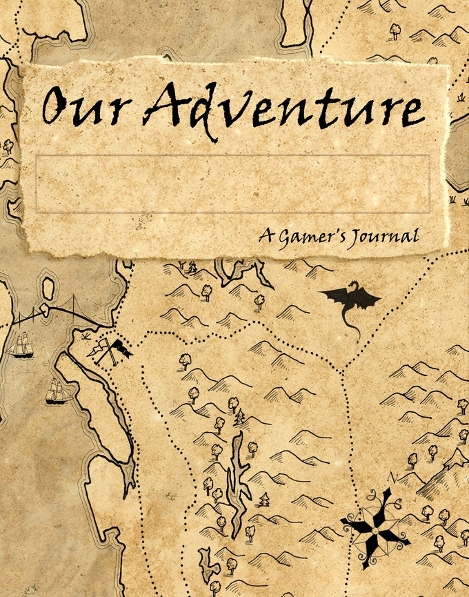 Our Adventure: A Gamer's Journal