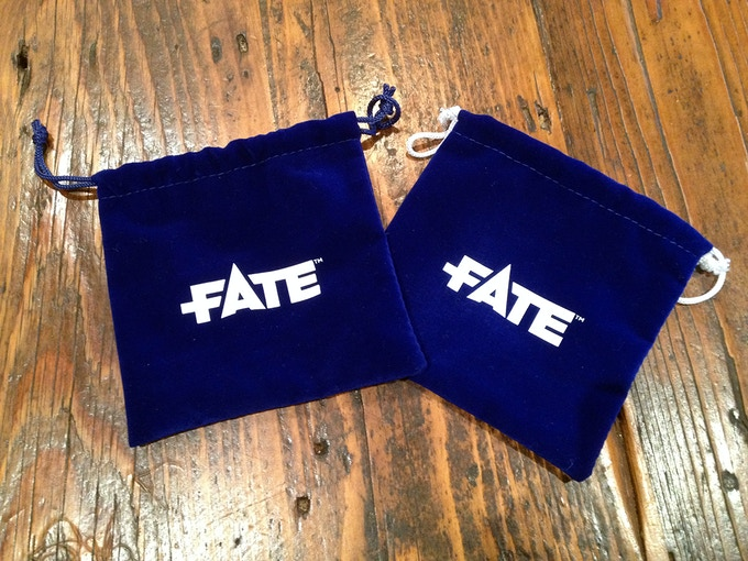 Fate bag samples