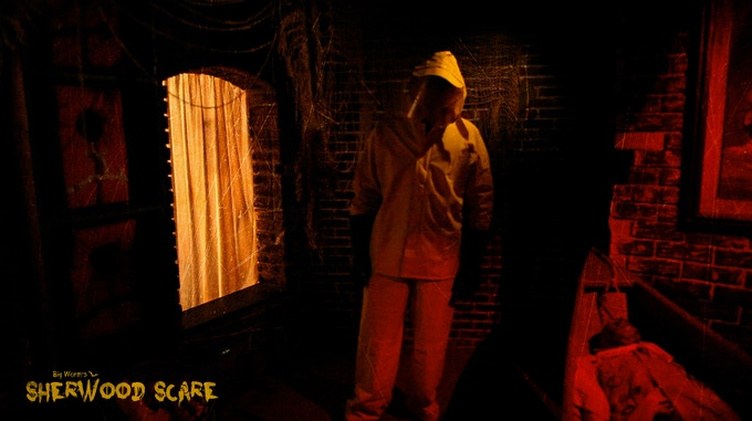 Image from Sherwood Scare 2013