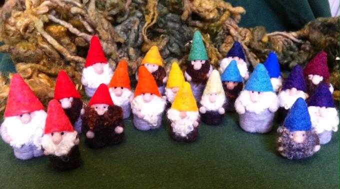 Mini Gnomes!