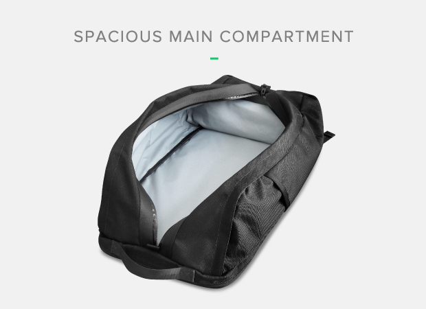 929adc32ba0 Aer Duffel Pack  The Modern Office and Gym Bag by Aer — Kickstarter