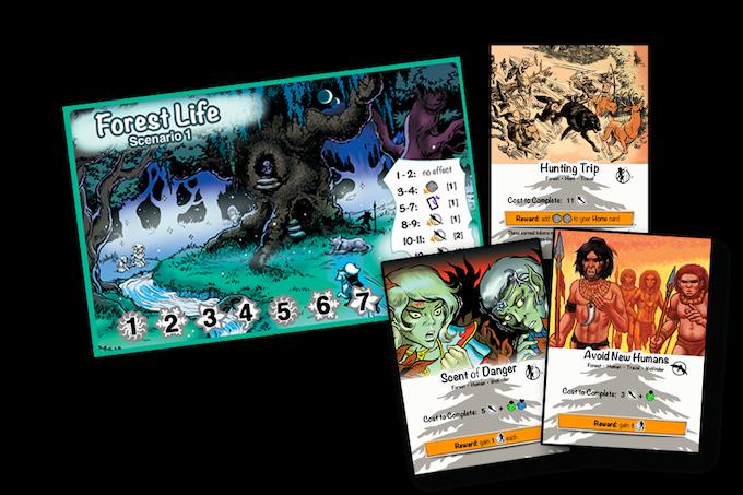Scenario & Event Cards